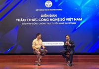 NỀN TẢNG CÔNG CHỨNG TRỰC TUYẾN - TỰ HÀO SẢN PHẨM MAKE IN VIETNAM