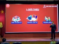 VTV VN - Nền tảng Công Chứng Trực Tuyến CCOL tại diễn đàn Thách thức công nghệ số Việt Nam