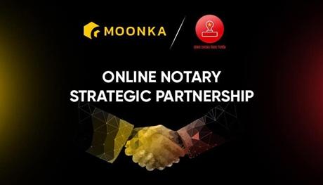 Nền tảng kết nối công chứng trực tuyến CCOL đã chính thức hợp tác với Moonka